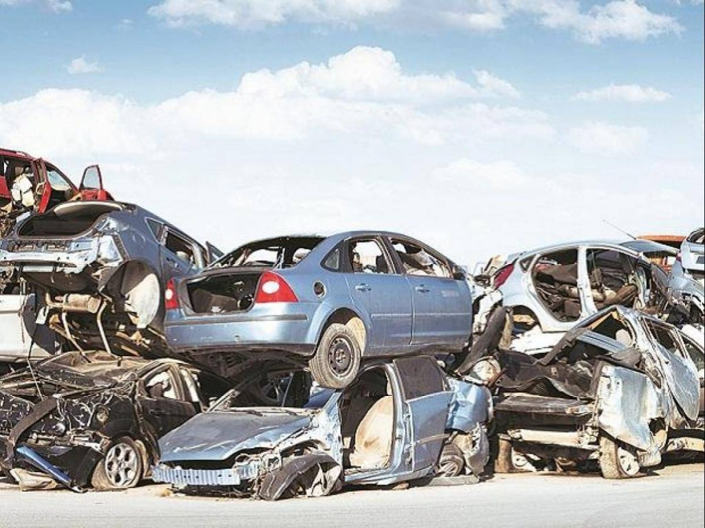 How Much Do Junkyards Pay For The Car That Runs?